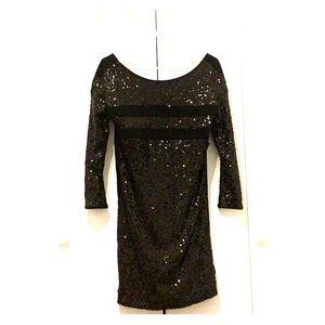 Armani Exchange Sparkle dress